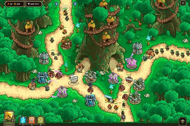 Tower Defence Games
